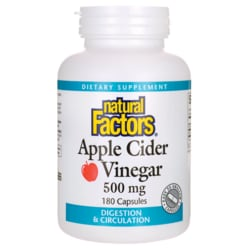 Natural Factors Apple Cider Vinegar