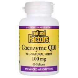 Natural FactorsCoenzyme Q10