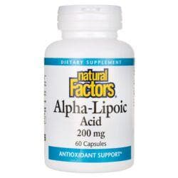 Natural FactorsAlpha-Lipoic Acid