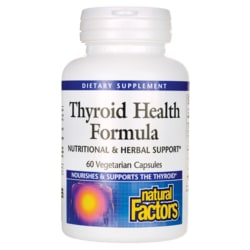 Natural Factors Thyroid Health
