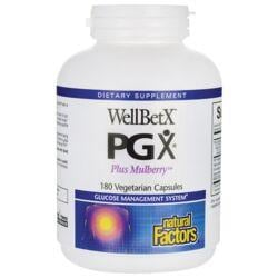 Natural FactorsWellBetX PGX Plus Mulberry