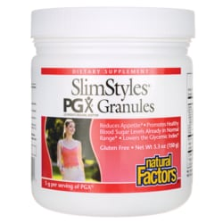 Natural Factors SlimStyles PGX Appetite Control