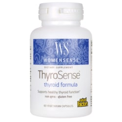 Natural FactorsThyroSense