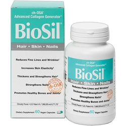 Natural Factors BioSil Orthosilicic Acid