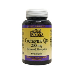 Natural FactorsCoenzyme Q10