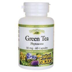 Natural FactorsGreen Tea Phytosome