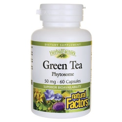 Natural Factors Green Tea Phytosome