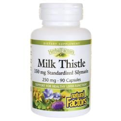 Natural FactorsMilk Thistle