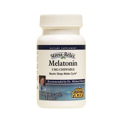Natural FactorsStress-Relax Melatonin