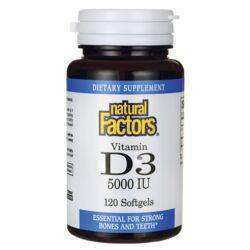 Natural FactorsVitamin D3