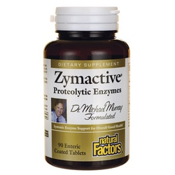 Natural FactorsZymactive Proteolytic Enzymes