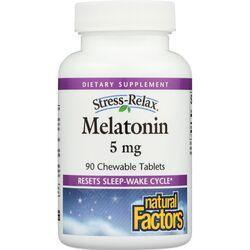 Natural FactorsMelatonin