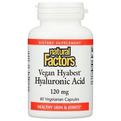 Natural FactorsHyabest Hyaluronic Acid