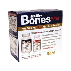 Natural FactorsBiosil Kit Healthy Bones Plus