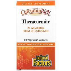 Natural Factors CurcuminRich Theracurmin