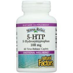Natural FactorsStress-Relax 5-HTP