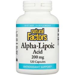 Natural FactorsAlpha-Lipoic Acid