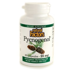 Natural Factors Pycnogenol