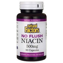 Natural FactorsNo Flush Niacin