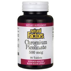 Natural Factors Chromium Picolinate