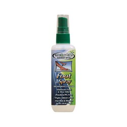 Naturally FreshFoot Spray Deodorant Crystal