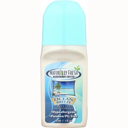 Naturally FreshRoll-On Deodorant Ocean Breeze