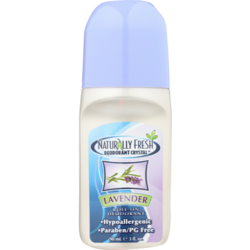Naturally FreshRoll-On Deodorant Crystal Lavender