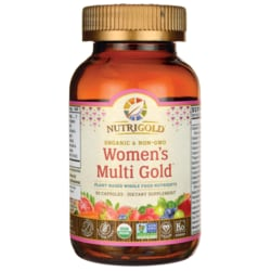 NutriGoldWhole-Food + Food-Based Women's Multi Gold