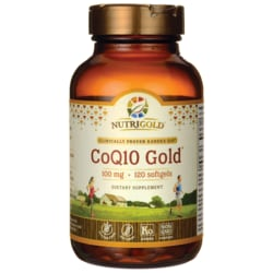 NutriGoldCoQ10 Gold