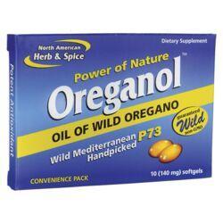 North American Herb & SpiceOreganol Oil of Wild Oregano Convenience Pack