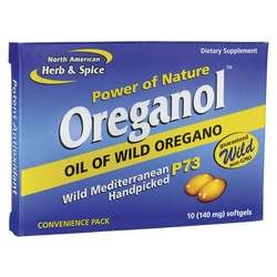 North American Herb & SpiceOreganol Oil of Wild Oregano Convenience Pack