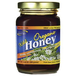 North American Herb & SpiceWild Oregano Honey