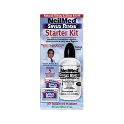 NeilMed Pharmaceuticals Sinus Rinse Bottle Starter Kit