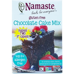 Namaste FoodsChocolate Cake Mix
