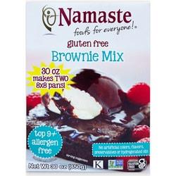 Namaste FoodsBrownie Mix