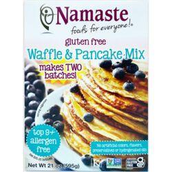 Namaste FoodsWaffle & Pancake Mix