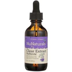 NuNaturals Pure Liquid Clear Stevia
