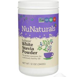 NuNaturalsNuStevia White Stevia Powder