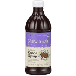 NuNaturalsNuStevia Cocoa Syrup