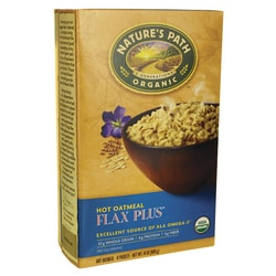 Nature's PathOrganic Hot Oatmeal Flax Plus