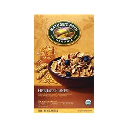 Nature's PathOrganic Heritage Flakes Cereal
