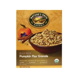 Nature's PathOrganic Pumpkin Flax Granola