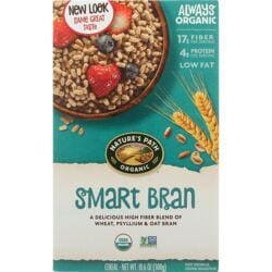 Nature's PathOrganic SmartBran with Psyllium and Oatbran