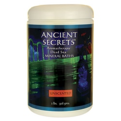 Ancient SecretsDead Sea Mineral Baths Unscented