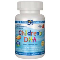 Nordic Naturals Children's DHA Chewables - Strawberry