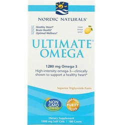 Nordic NaturalsUltimate Omega - Lemon