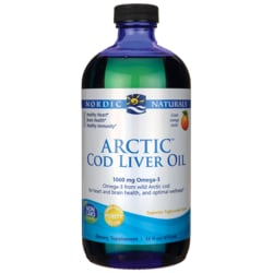 Nordic NaturalsArctic Cod Liver Oil Orange