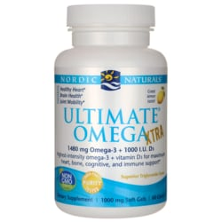 Nordic NaturalsUltimate Omega Xtra - Lemon