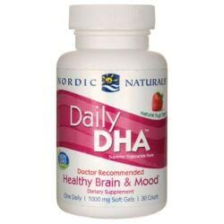 Nordic NaturalsDaily DHA - Natural Strawberry