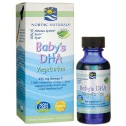 Nordic Naturals Baby's DHA Vegetarian